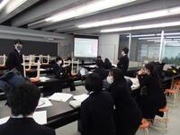 英語による課題研究発表会2