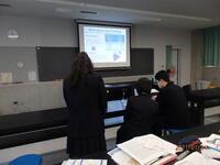 英語による課題研究発表会3